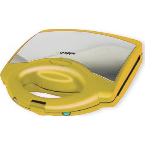GRUPPE ΤΧS-886C Yellow Τοστιέρα
