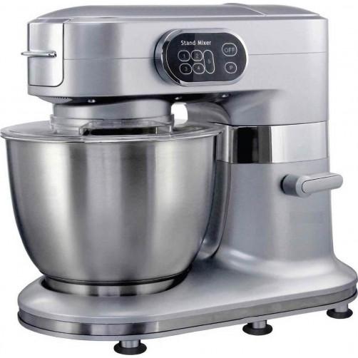 GRUPPE OU-6119 Κουζινομηχανές Silver