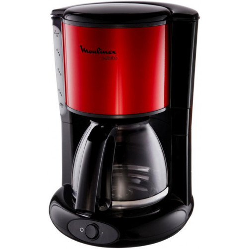 MOULINEX FG360D Καφετιέρα φίλτρου Red