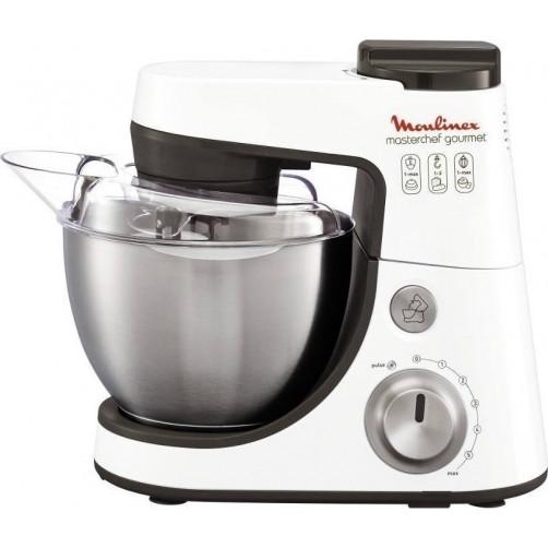 MOULINEX QA4131 Κουζινομηχανές White