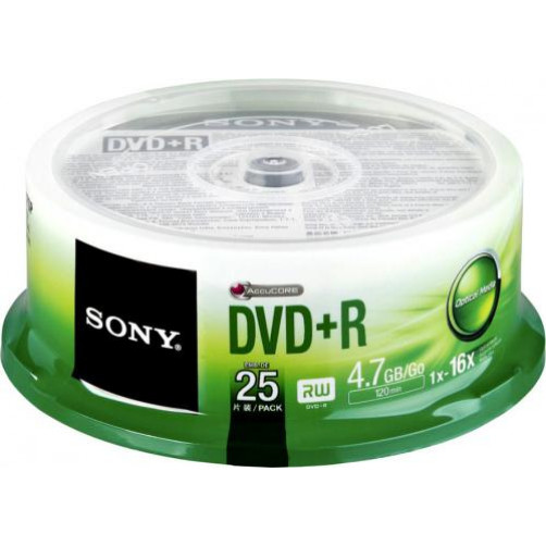 SONY 25DPR47SP Κενα Cd-Dvd-Blue Ray