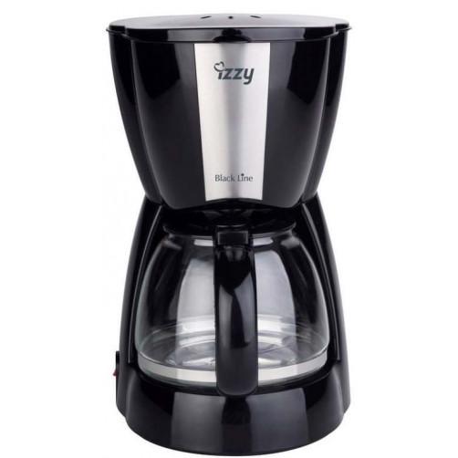 IZZY MD-227 Καφετιέρα φίλτρου Black