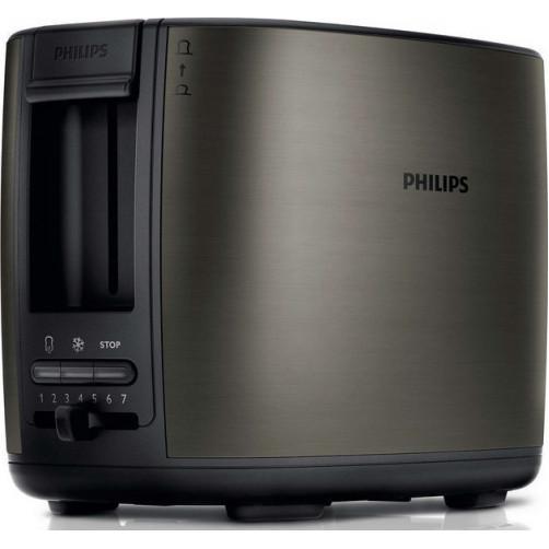 PHILIPS HD2628/80 Φρυγανιέρες Metal Grey
