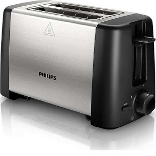 PHILIPS HD4825/90 Φρυγανιέρες Black/Inox