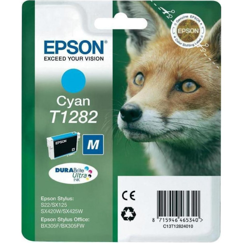 EPSON INK CYAN T1282 Αναλωσιμα