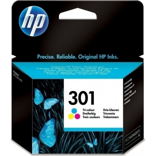 HP NO 301 TRI-COLOR CH562EE