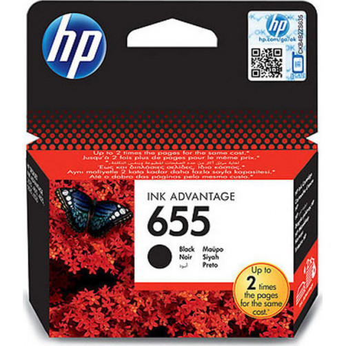 HP NO 655 BLACK CZ109AE