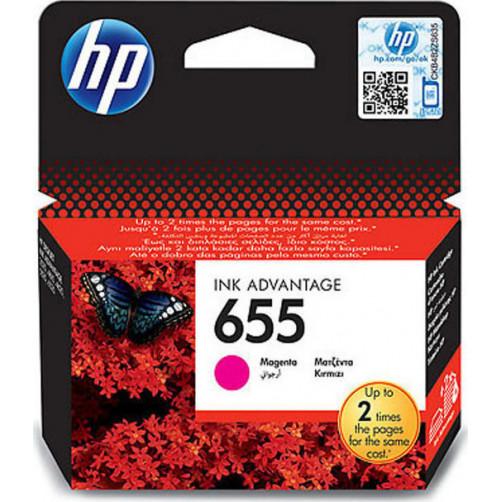 HP NO 655 MAGENTA Αναλωσιμα