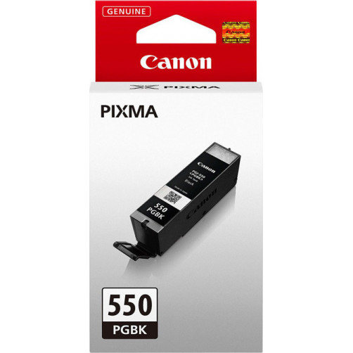 CANON NO 550 PGI-550 BLACK 15ML (6496B001)Αναλωσιμα