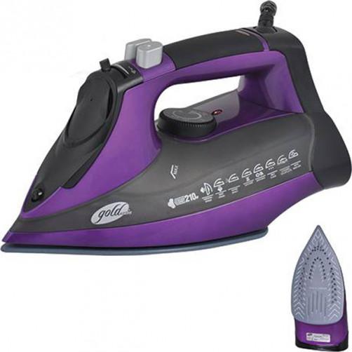 GOLDMASTER GSI 7603  2600W Σίδερα Purple