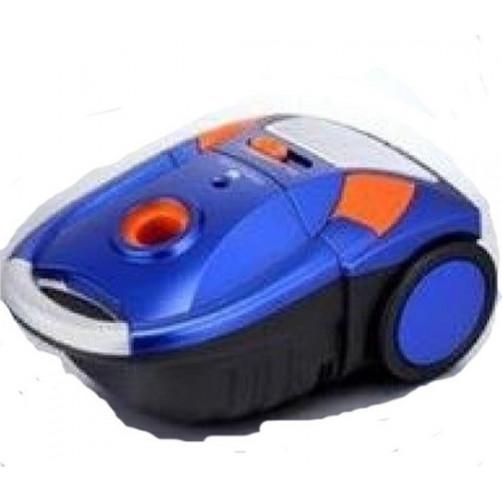 PRINCESS SL253A07 700W Ηλεκτρική Σκούπα 700W με Σακούλα 2.5lt Blue/Orange
