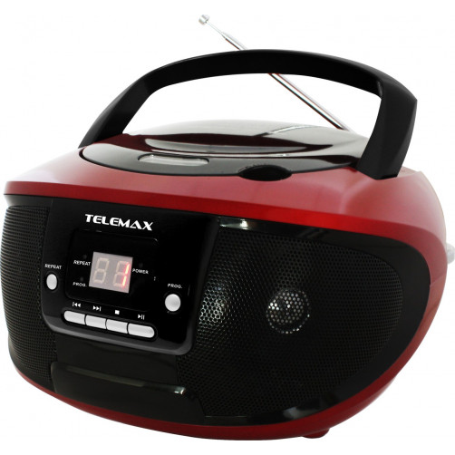 TELEMAX CD9261 Φορητα Ραδιο-Cd