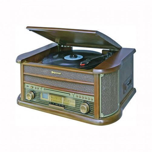 ROADSTAR HIF-1990 BT Φορητα Ραδιο-Cd