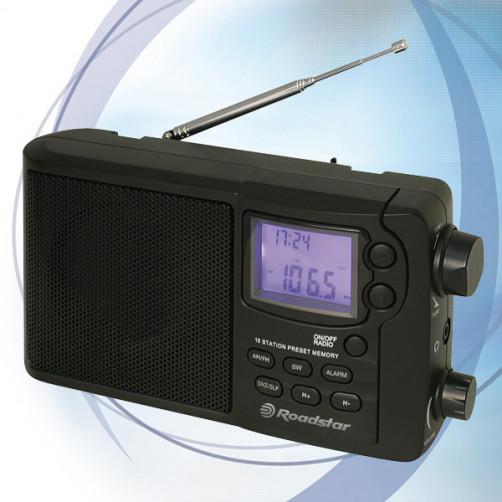 ROADSTAR TRA-2425 PSW Ραδιοφωνα