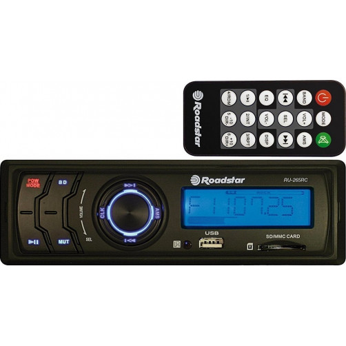 ROADSTAR RU-265RC Φορητα Ραδιο-Cd