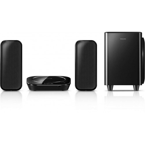 PHILIPS HES2800/12 BLACK Set Home Cinema Set