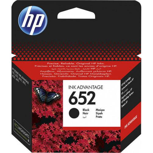 HP 652 BLACK BLACK