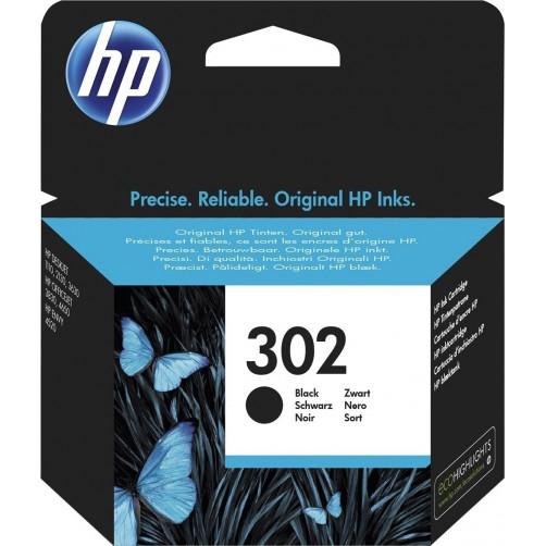 HP 302 BLACK Αναλωσιμα