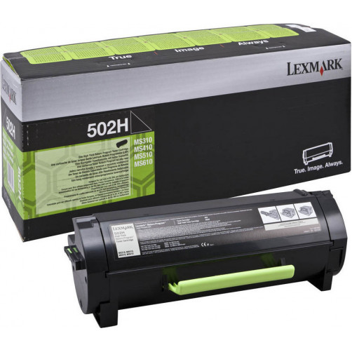 LEXMARK TONER BLACK HIGH 50F2H00 MS310/MS510 Αναλωσιμα
