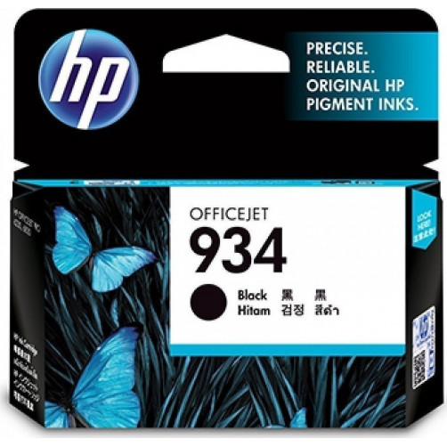 HP INK 934 CARTR Αναλωσιμα Black