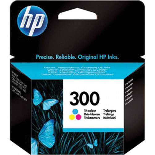 HP 300 TRI-COLOUR