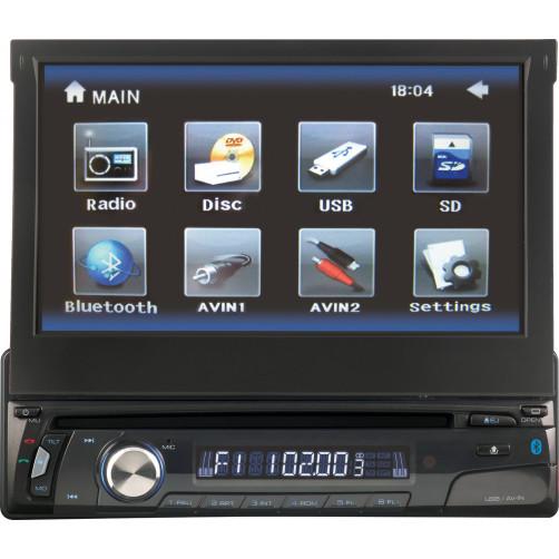 FELIX FX-078BT Ραδιο Cd/Mp3/Dvd