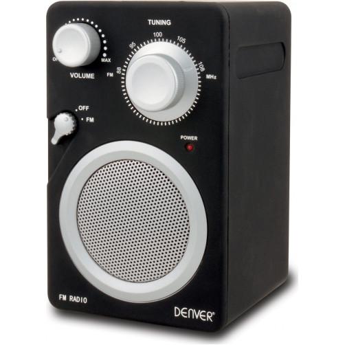 DENVER TR-41C Ραδιοφωνα Black