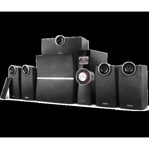 EDIFIER C6XD Set Home Cinema Set Black