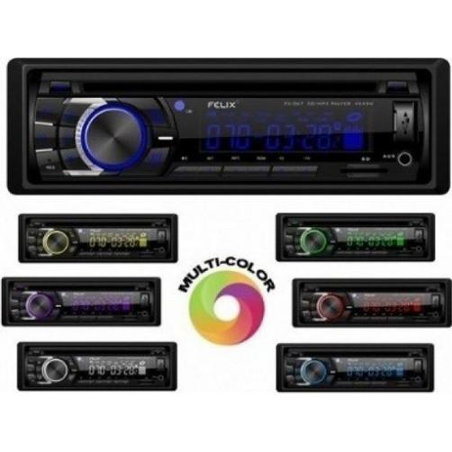 FELIX FX-368 Ραδιο Cd/Mp3/Dvd