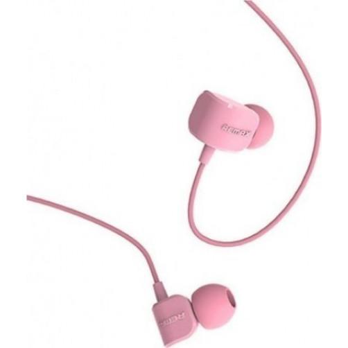 REMAX RM-502 Handsfree Pink