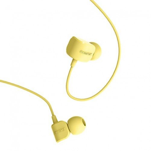 REMAX RM-502 Handsfree Yellow