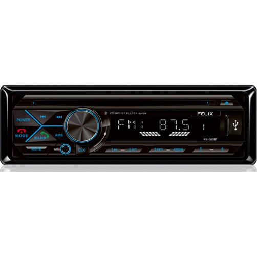 FELIX FX-385BT Ραδιο Cd/Mp3/Dvd