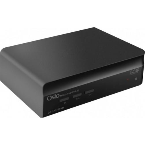 OSIO OST7075FHD Αποκωδικοποιητες Mpeg4