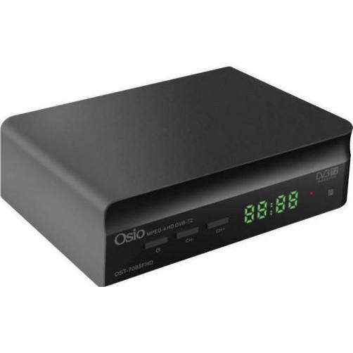 OSIO OST7085FHD ΔΕΚΤΗΣ Αποκωδικοποιητες Mpeg4