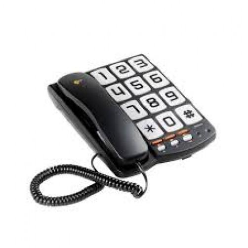 TOPCOM SOLOGIC T101 TS6650 Ενσυρματα Τηλεφωνα