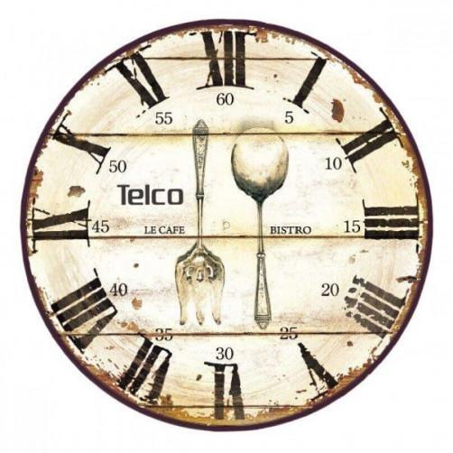 TELCO W3010 (03.212) Τοίχου Ρολόι