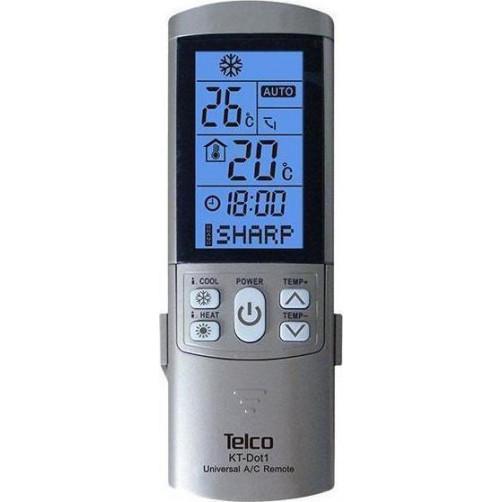 Uni Τηλεχειριστήριο για Κλιματιστικά TELCO KT-DOT1 (99.438)