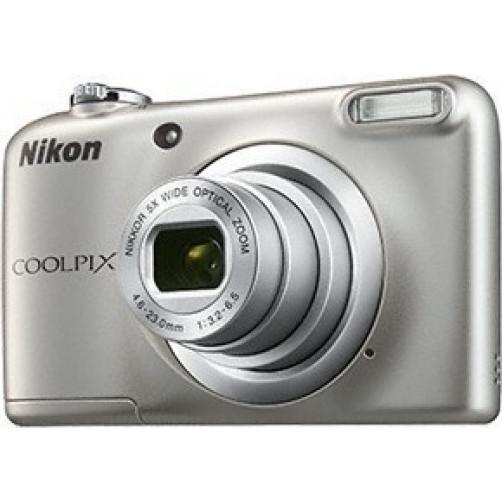 NIKON COOLPIX A10 Compact Camera Silver