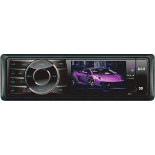 FELIX FX-303 LCD 3'' Car Audio Player USB/AUX/SD