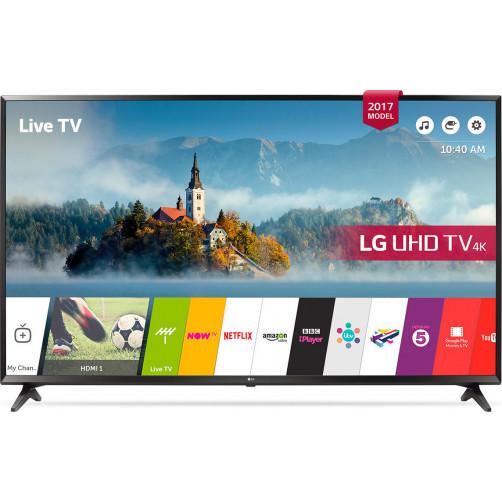 LG 49UJ630V Τηλεοραση
