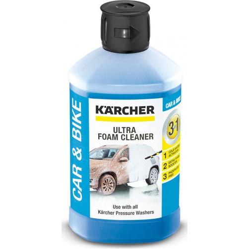 KARCHER RM615 (6.295-743.0) Ultra Foam 1lt Καθαριστικό οχημάτων