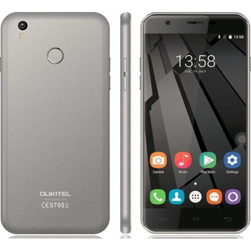 OUKITEL U7 PLUS Smartphones Black