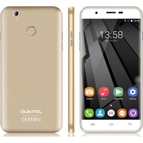 OUKITEL U7 PLUS Smartphones Gold