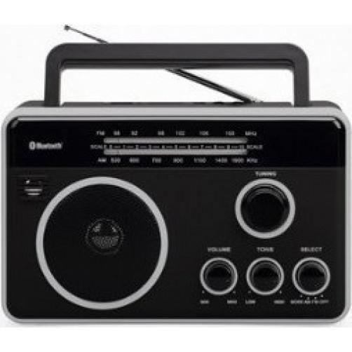 FELIX FTR-1617 Ραδιοφωνα Black