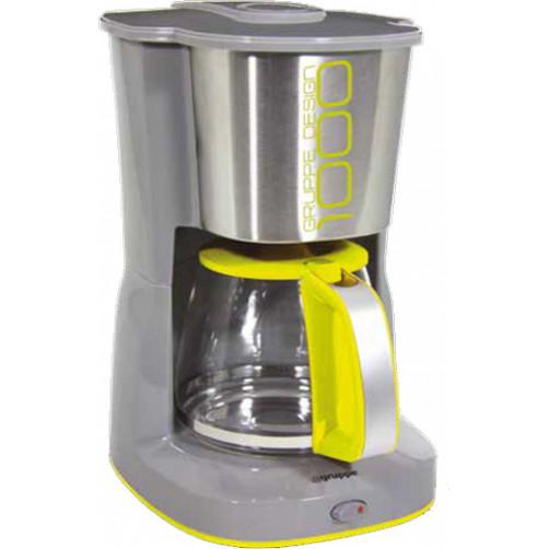 GRUPPE CM331BE Καφετιέρα φίλτρου Yellow