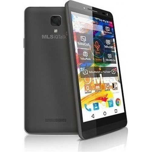 MLS SLICE 4G Smartphones Black