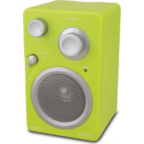 DENVER TR-41C Ραδιοφωνα Green