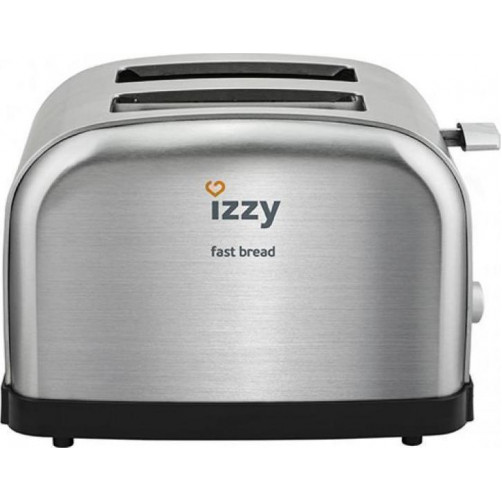 IZZY 105B FAST BREAD Φρυγανιέρες Inox