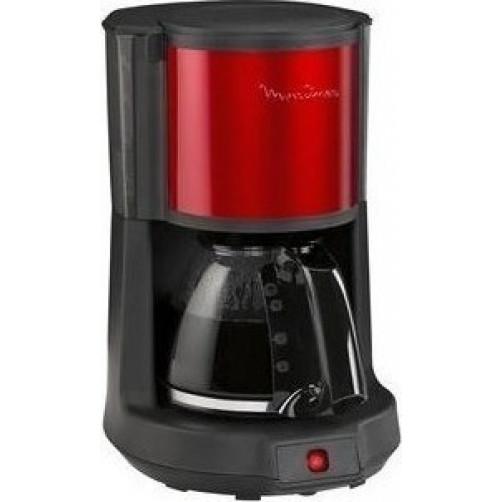 MOULINEX FG370D SUBITO 4 Καφετιέρα φίλτρου Red