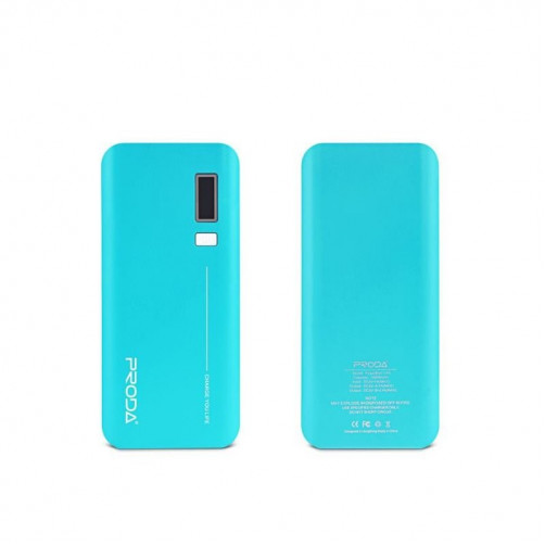 REMAX V10i PPL-6 20000mAh Powerbank Blue